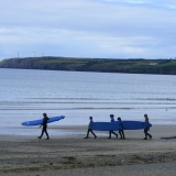Inmersión en  Familia y Surf<br/>Edad 12 a 18 años<br/>